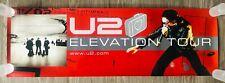 """U2 2001 Bono / Elevation Tour 'Mini"""" Poster (34 Wide x 11 Tall)"""