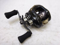 Abu Garcia Bait Reel Bus 16 Revo SLC-IB8 Left Used