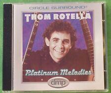 Thom ROTELLA : Platinum melodies