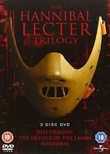 The Hannibal Lecter Trilogy [DVD]
