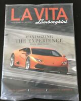La Vita Lamborghini Spring Summer 2017 Issue 36  Magazine Sealed