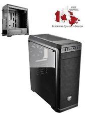 Cougar MX330-X PC Computer Gaming Case - Mid Tower - Mini-ITX / Micro ATX / ATX