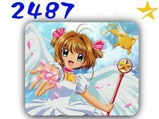 Tapis souris Sakura Chasseur de cartes carte captor
