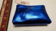 Victoria's Secret Wallet NWT Blue small coin purse