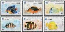 Timbres Poissons 3431/6 ** lot 19814