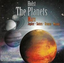Holst: the Planets/CD-Top-stato