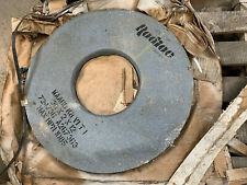 Abrasive Wheel A267363 Radiac Abrasives WAA60 K8 V1 T1 30x2x12 Max RPM 1085