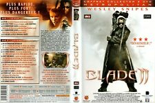 BLADE 2 - Wesley SNIPES - 2002 - 112 min  OCCAS