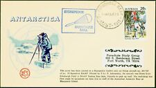 More details for australia antarctica  1979 sg703 storepedo parachute mail cover 140 produced ...