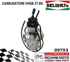 CARBURATORE DELL'ORTO VHSB 37 RACING VALVOLA PIATTA CAGIVA MITO 125 APRILIA RS
