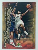 2003-04 Upper Deck Freshman Season Collection Lebron James Rookie RC #88, CAVS