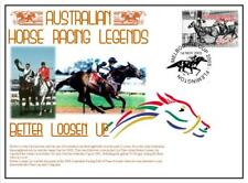AUSTRALIAN HORSE RACING LEGENDS COVER, BETTER LOOSEN UP
