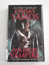 LYNSAY SANDS - ONE LUCKY VAMPIRE