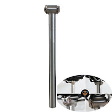 27.2/30.9/31.6/34.9mm * 350/400mm Titanium Alloy Bicycle Bike Straight Seatpost