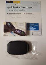 Caja de Tarjeta de memoria Tchibo TCM muy resistente y robusta salpicaduras a prueba de polvo (BD)