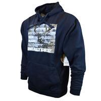 Mens Sweat Shirt Pullover Hoodie Sweater Jacket REALTREE Deer Buck Hunting Warm