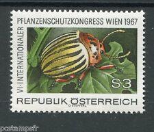 AUTRICHE - 1967 - yvert 1078 - Insetto - nuovo