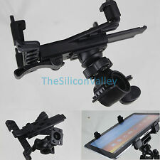 Music Microphone Stand Holder Mount For 7-11Inch Tablet iPad 4 3 2 Samsung Tab A