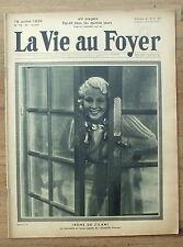 La vie au foyer, Irene de Zilahi ,Zip et Zap, 1936, N° 15