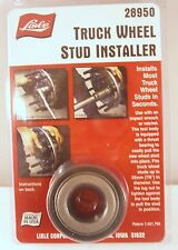 Lisle Tools 28950 Truck Wheel Stud Installer