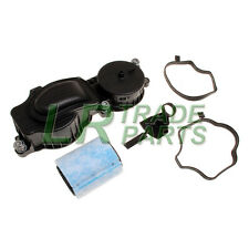 LAND ROVER FREELANDER 1 TD4 BMW ENGINE NEW CRANKCASE BREATHER FILTER KIT & VALVE