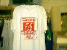F&S Beer Brewery T-Shirt Shamokin PA