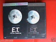 e.t. l'extra terrestre box cofanetto 3 dvd raro f. catalogo 2002 Usato cofanetti