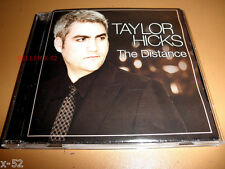 TAYLOR HICKS CD the DISTANCE american idol ELLIOT YAMIN 19 Simon Climie