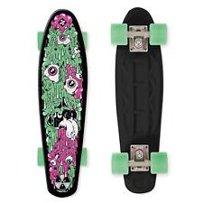 Street Surfing Plastic Cruiser Skateboard Fuel Board Melting