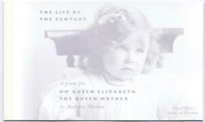 GB 2000 The Life of the Century Prestige Booklet SG DX25 MNH