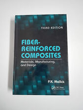 LIBRO FIBER-REINFORCED COMPOSITES Third Edition Hardcover P.K. Mallick 2008