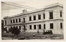 Instituto Cientifico y Literario, Chihuahua Mexico RPPC