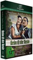 Grün ist die Heide (1951) - mit Sonja Ziemann, Rudolf Prack - Filmjuwelen DVD