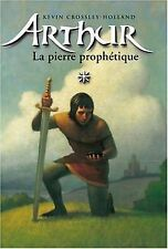 Arthur, tome 1 : La Pierre prophétique von Kevin Crossle...   Buch   Zustand gut