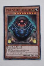 YuGiOh MP16-EN134 POT OF THE FORBIDDEN - MINT 1st EDITION CARD