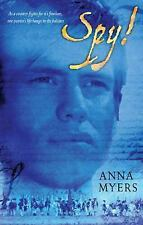 Spy! by Anna Myers (Paperback) Brand New Book, Free Shipping