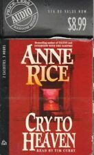 Cry to Heaven Set by Anne Rice (1995, Cassette)