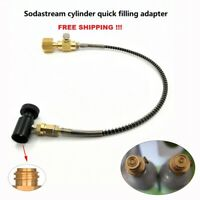 Sodastream Cylinder Quick Filling Adapter With Connection  W21.8-14, CGA320