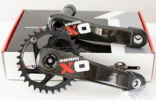 NEW SRAM X01 Carbon Crankset, BOOST, BB30/PF30, 175mm 32T Eagle Chainring