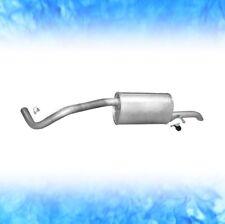 VW FOX 1.2 40/44 KW 2005-2011 Auspuff Endtopf Endschalldämpfer 0941