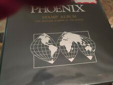 Huge Worldwide Foreign Stamp Collection in Phoenix Album.pages Filled with A+