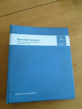 Workshop Manual Mercedes From 1968 - W 108 To W 115 - Repair Gearbox