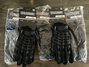 3x Pairs BLACKHAWK FURY PRIME Tactical Duty Military Gloves Size XL $$150 Retail