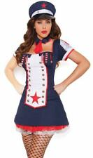 Sailor Costume Light Up Dress Hat Navy Sea Officer Military Naval 9849 1X/2X