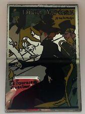 Miroir Publicitaire De Courtoisie  «Le Divan Japonais» DessinToulouse Lautrec