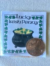 New listing lucky irish penny
