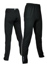 Pantalones negros Oxford para motoristas, para mujer