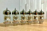 6N2P-EV 6Н2П-ЕВ 6pcs (ECC83, ~12AX7) NEW NOS double triode tubes