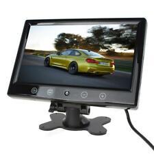 "12V 9"" TFT LCD Car Rear View Monitor Screen for Bus Truck Car Reverse Camera 2CH"