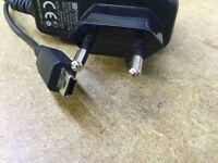 Genuine Phihong PSAA05E-050* UK / EURO MAINS AC Adapter - 5V 1A (MINI USB)